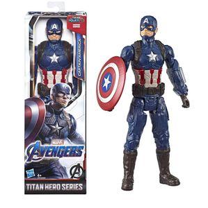 30cm Marvel The Avengers Superheld ActionFigur Figuren Spielzeug Captain America