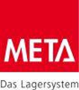 META Langgutregal doppelseitig 6 Ständer, 97850