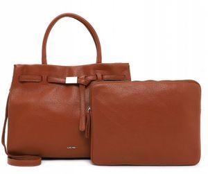 SURI FREY Josy Business Bag L Cognac