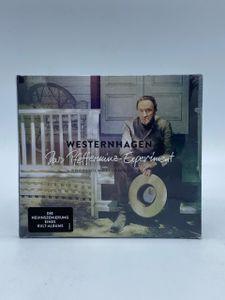 CD Westernhagen - Das Pfefferminz Experiment