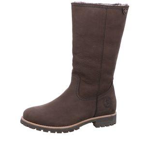 Panama Jack Bambina Igloo B6 Damen Stiefel Grau Schuhe, Größe:39