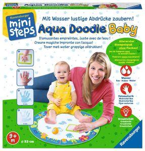 Ravensburger ministeps Aqua Doodle Baby Einfach mit Wasser malen 04540