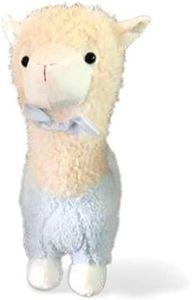 Kids Licensing kuscheltier Alpaka junior 40 cm Plüsch beige/hellblau