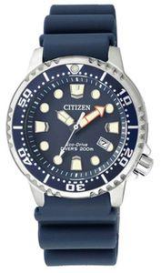 Citizen Promaster Marine Diver Taucheruhr Eco Drive Solar Armbanduhr EP6051-14L