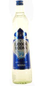 Fjodor 0,7 Ltr. alc. 37,5 Vol.-%, Wodka Deutschland