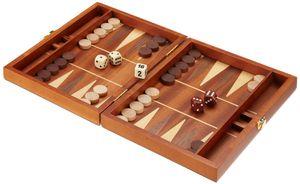 Philos 1302 - Backgammon Epirus, klein 4014156013025