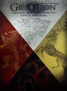Game of Thrones - Das Lied von Eis und Feuer Season 3 [5xDVD]