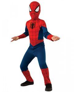 Spider Man Kinderkostüm für Fasching & Halloween Größe: M