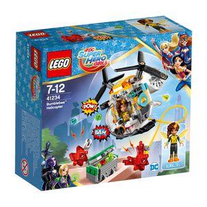 LEGO® DC Super Hero Girls™ Bumblebees™ Hubschrauber 41234