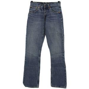 #6550 Levis,  Damen Jeans Hose, Denim ohne Stretch, blue, W 29 L 34