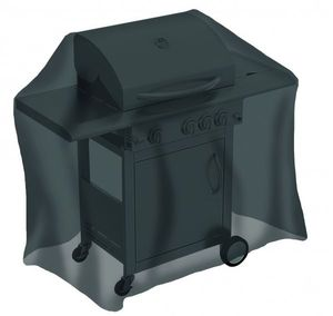 Tepro-Grillschutzhülle-Universal Abdeckhaube - u.a. für Toronto Kompakt, schwarz; 8104