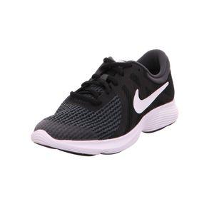 Nike Nike Revolution 4 (Gs) Black/White-Anthracite 38