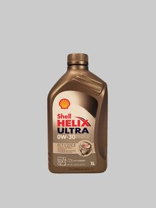 Shell Helix Ultra ECT C2 C3 0W-30 1 Liter