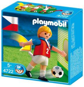 PLAYMOBIL® 4722 - Fußballspieler Tschechien