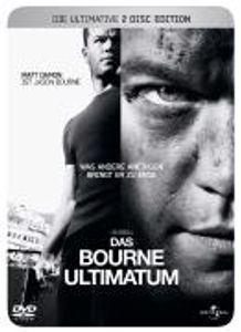 Das Bourne Ultimatum S.E. Steelbook (2 DVDs)