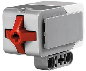 LEGO MINDSTORMS EV3 Berührungssensor, Roboter, Sensor, Lego, EV3, Grau, Rot