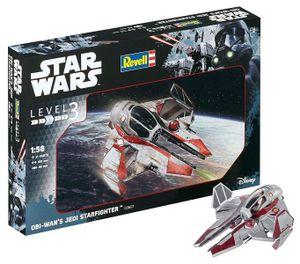 REVELL SW Obi Wans Jedi Starfighter 03607 Maquette Star Wars