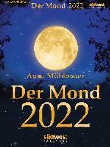 Der Mond 2022 Tagesabreißkalender
