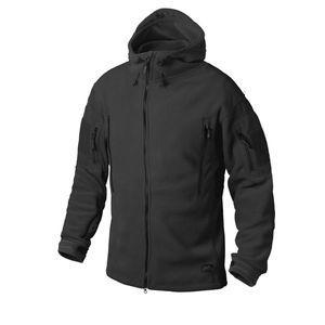 Helikon-Tex PATRIOT Jacke Double Fleece Army Black 2XL