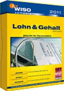 Buhl Data Service WISO Lohn & Gehalt 2011, 450 MB, 512 MB, XP/Vista/7, Deutsch