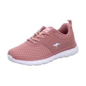 KangaROOS Damen Sneaker 39187 Rosa
