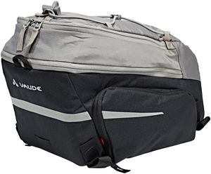 VAUDE Silkroad Plus Gepäckträgertasche pebbles