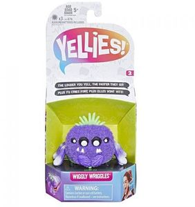 Hasbro Yellies! Serie 2 - interaktive Spinnen Wiggly Wriggles