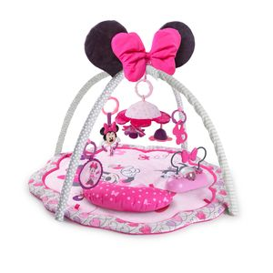 Disney Baby Minnie Mouse Garden Fun Activity Gym; 11097