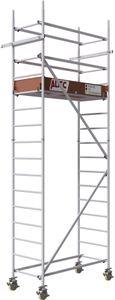Rollfix 2.0 500, neu, inkl. Rollen (Ø 150 mm mit Stahlspindel) und Wandanker,  Germany - Rollgerüst