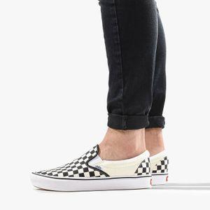 Vans ComfyCush Slip-On Sneaker Creme, Größenauswahl:46