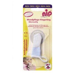 NIP Mundpflege-Fingerling, 1Stück