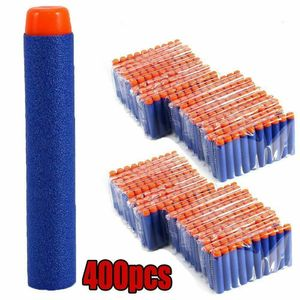 400 Darts Nachfüll Refill Pfeile Elite Clip Darts Bullets für NERF N-Strike*