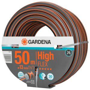 """GARDENA Comfort HighFLEX Schlauch 10x10, 13 mm (1/2""""), 50 m, ohne Systemteile 18069-20"""