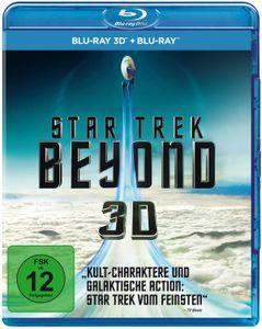 Star Trek 13 - Beyond  (inkl. 2D-Version) - Blu-ray 3D