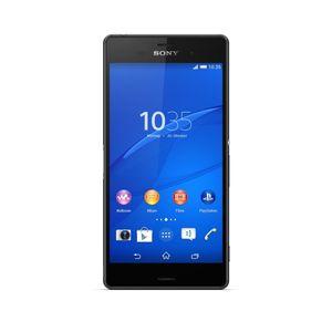 Sony Xperia Z3 16GB Smartphone schwarz (ohne Branding) - DE Ware