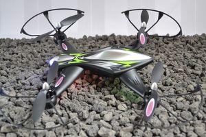 Jamara F1X Quadrocopter Altitude Wifi FPV Kamera AHP+ Hexakopter Drohne 422011