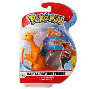 Pokémon Battle Figuren Wave 8 (14cm), Charakter:Glurak