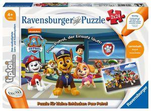 tiptoi® Puzzle für kleine Entdecker: Paw Patrol Ravensburger 00069