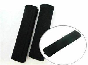 2 Paar Auto Gurtpolster Gurtschoner Sicherheitsgurt Gurte Schulterpolster Gurtschutz