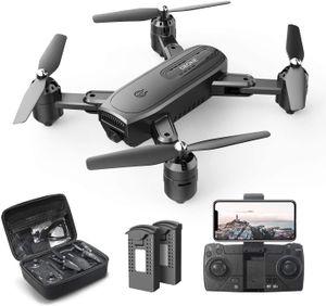 DEERC D30 Faltbar Drohne mit 1080P HD Kamera mit 2 Akkus