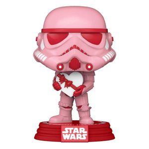 Funko POP! Star Wars Valentines - Stormtrooper w/Heart #52873
