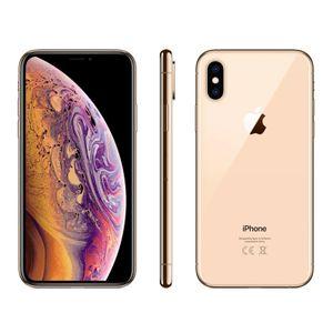 Apple iPhone XS, 64GB, Dual-Sim, Farbe: Gold