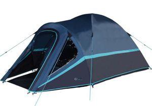 Zelt Arona 3 Personen Zelt für drei Personen Kuppel-Zelt - 4000 mm Wassersäule Camping Outdoor