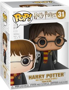 Harry Potter - Harry Potter with Hedwig 31 - Funko Pop! - Vinyl Figur