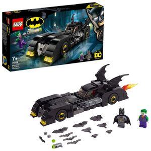 LEGO® DC Universe Super Heroes™  76119 Batmobile™: Verfolgungsjagd mit dem Joker™