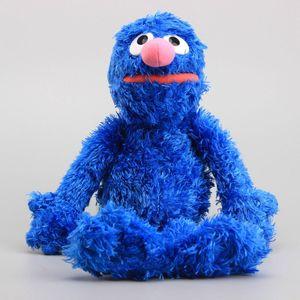 Sesamstraße Handpuppe Cookie Grover 31cm