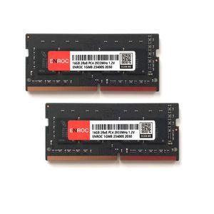 32GB (2x16GB) ENROC DDR4 2933MHz PC4-23400 1.2V SODIMM Notebook Arbeitsspeicher