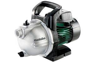 Metabo P 2000 G Gartenpumpe Bewässerungspumpe