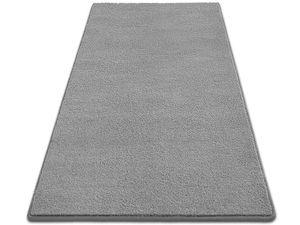 1A Teppich-Läufer auf Maß | Dynasty | Silbergrau | 66 cm x 150 cm