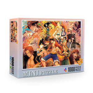 1000 Stück Mini One Piece   Puzzle Adult Decompression Puzzle Anime